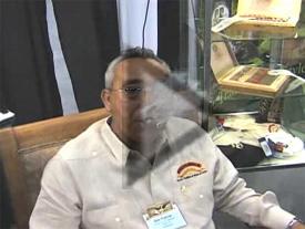 Video - El Rey de los Habanos at RTDA2007