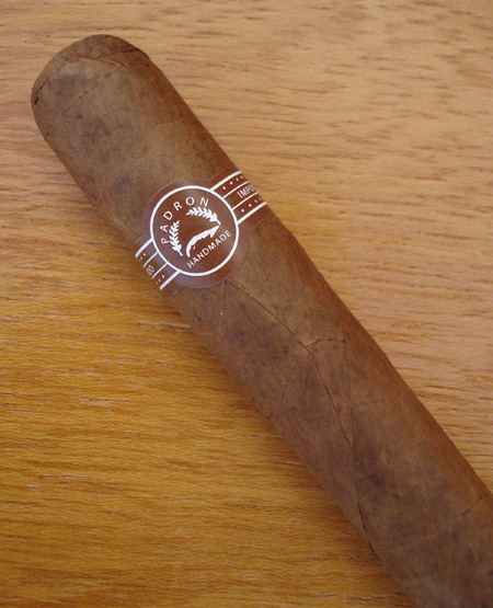 Padron 4000 on Box
