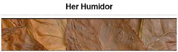 Her Humidor
