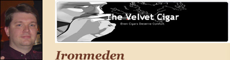 Ironmeden - The Velvet Cigar