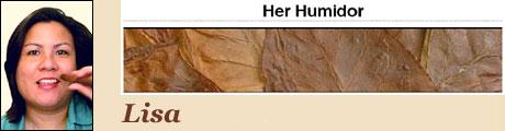 Lisa - Her Humidor