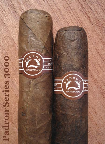 Padron Series 3000 - Natural and Maduro