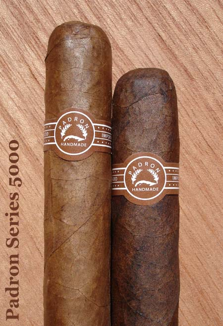 Padron Series 5000 - Natural and Maduro