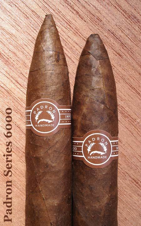 Padron Series 6000 - Natural and Maduro