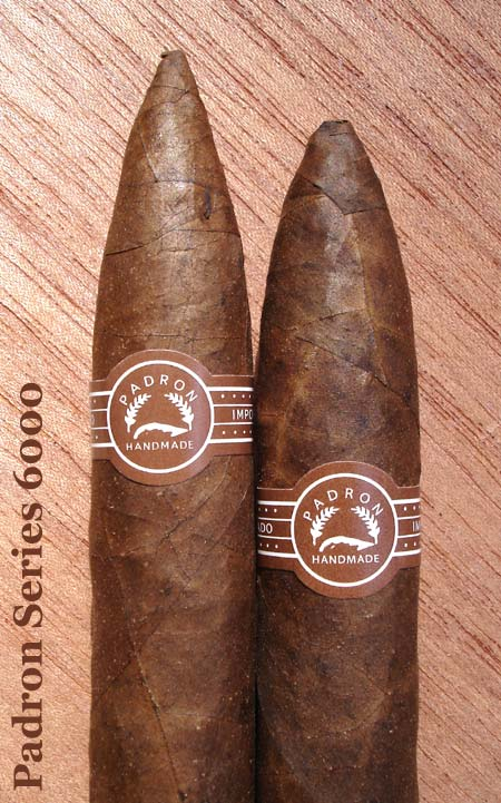 Padron Series 6000 - Natural and Maduro