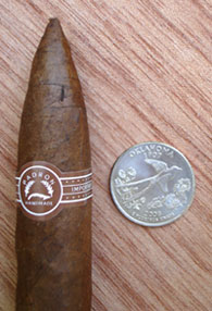6000 Natural with quarter for comparison