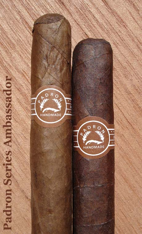 Padron Series Ambassador - Natural and Maduro