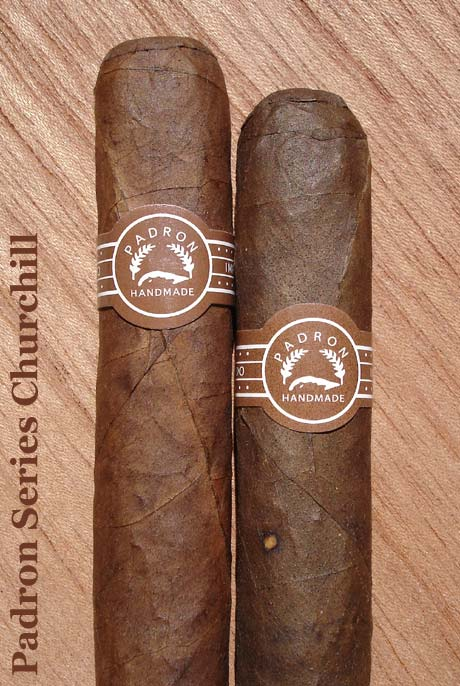 Padron Series Churchill - Natural and Maduro