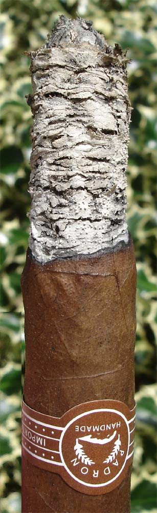 Executive Maduro Grain - Wrapper and Ash