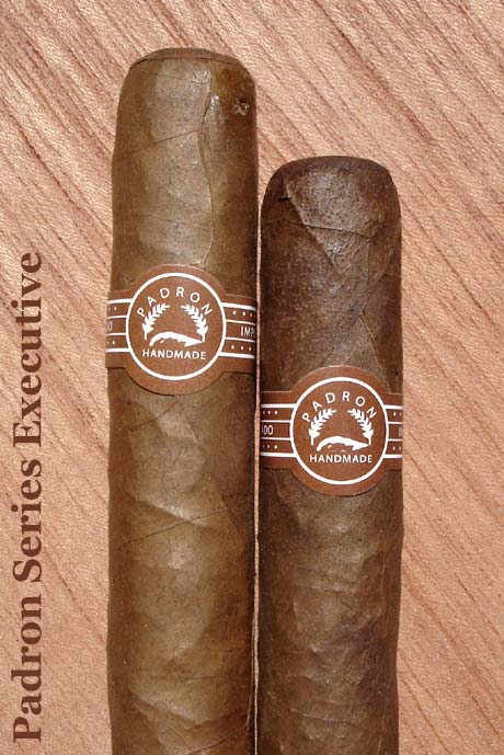 Padron Series Executive - Natural and Maduro
