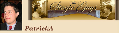 PatrickA - The Stogie Guys