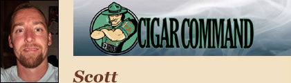 Scott - Cigar Command