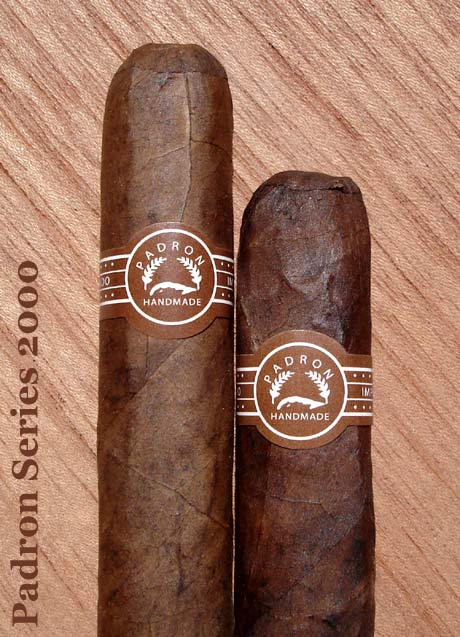 Padron Series 2000 - Natural & Maduro