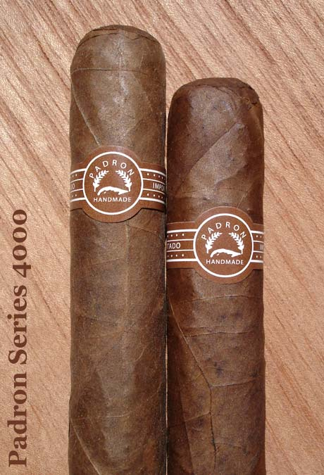 Padron Series 4000 Natural & Maduro