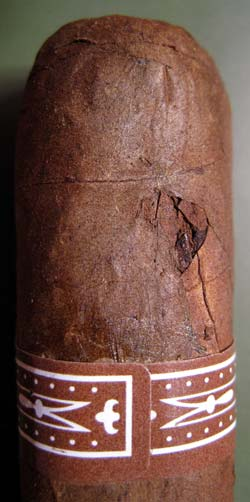 Inspector's Padron 4000 Natural - Wrapper Damage
