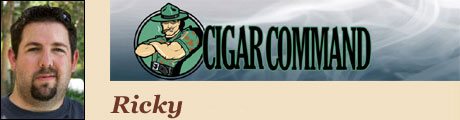Ricky - Cigar Command