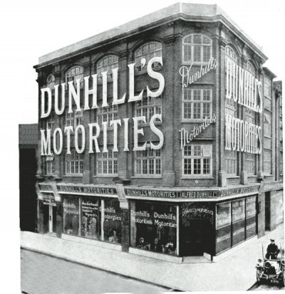 dunhill motorities